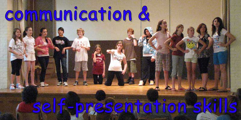 communication & self-presentation skills